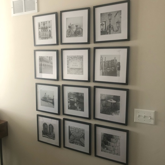 Other - photo wall set